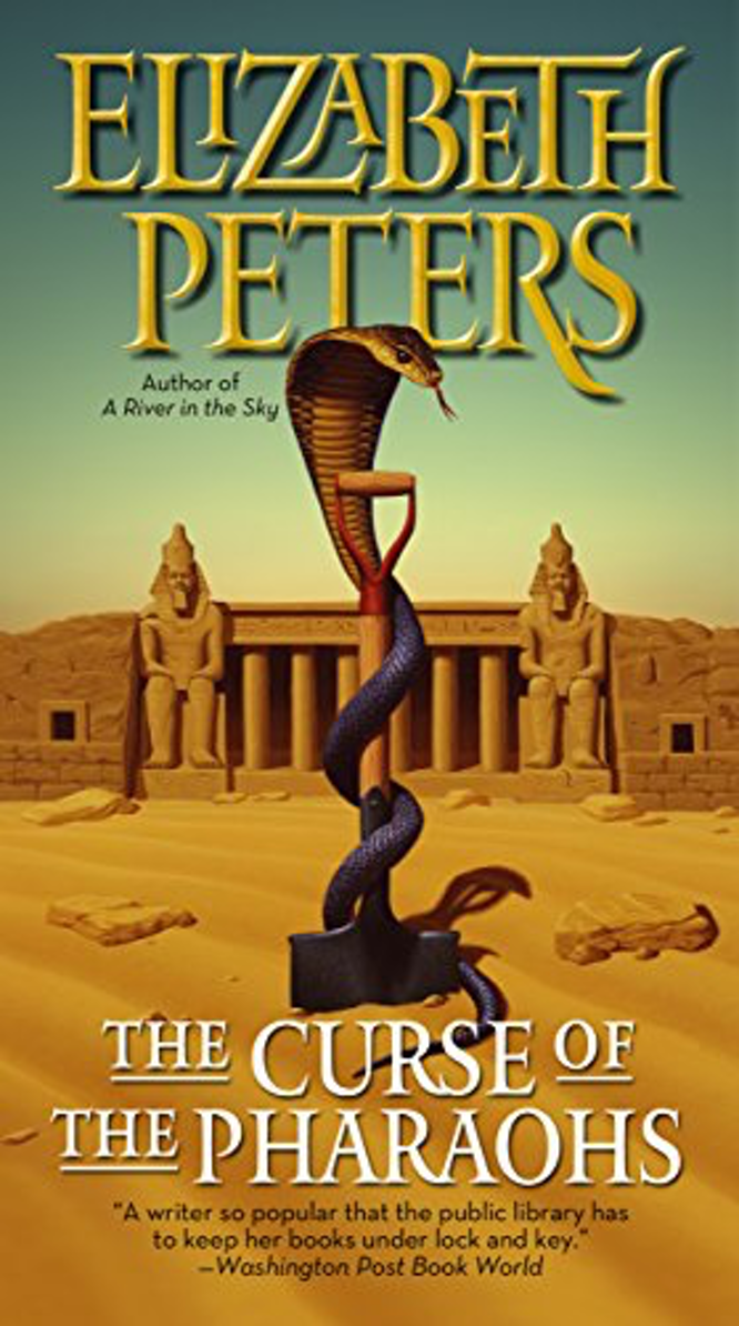 Peters The Curse of the Pharaohs