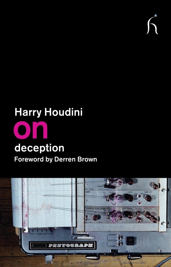 Houdini Brown On Deception