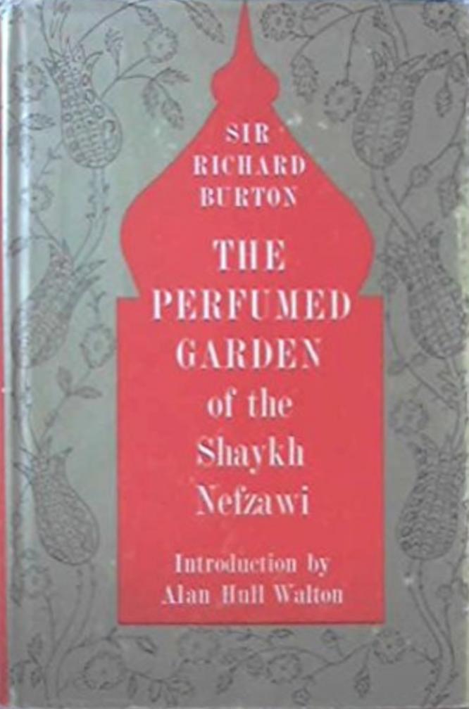 Nefzawi Burton Walton The Perfumed Garden