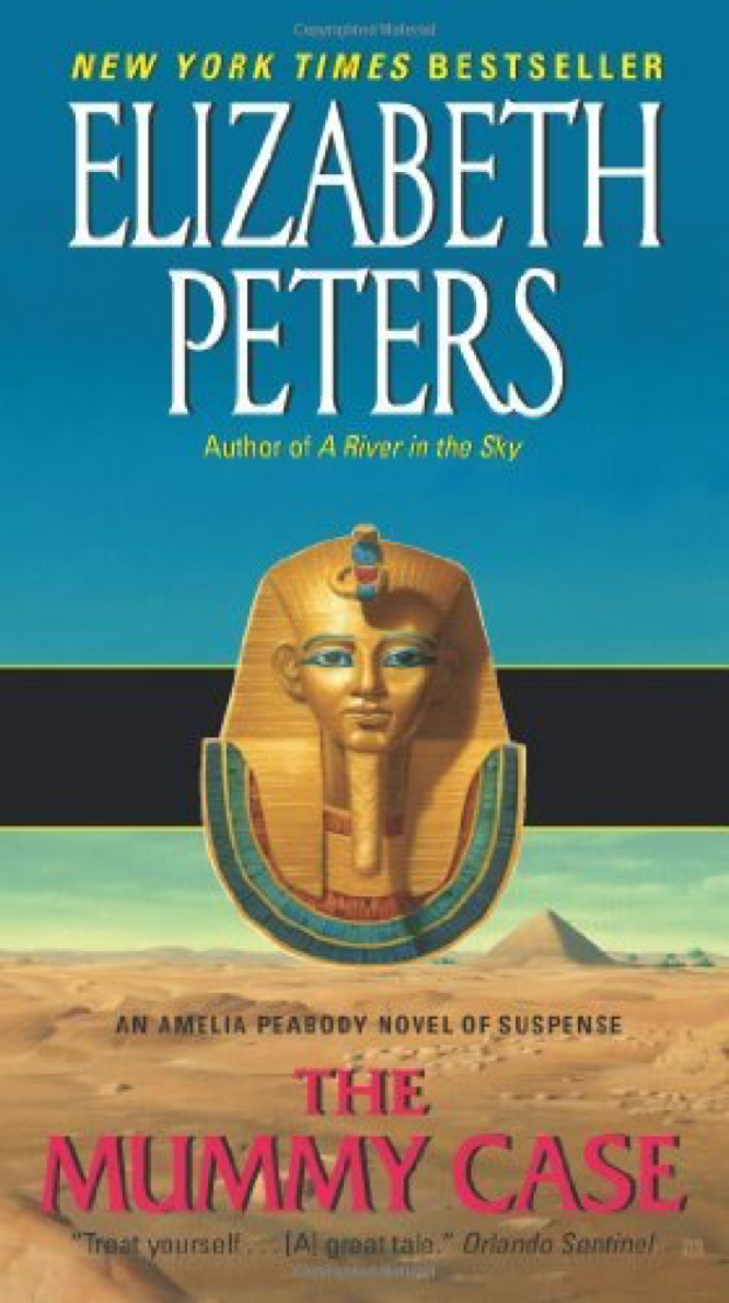 Peters The Mummy Case
