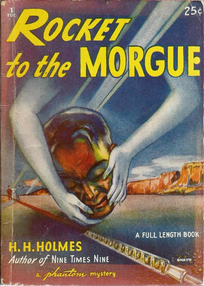 Boucher Holmes Rocket to the Morgue