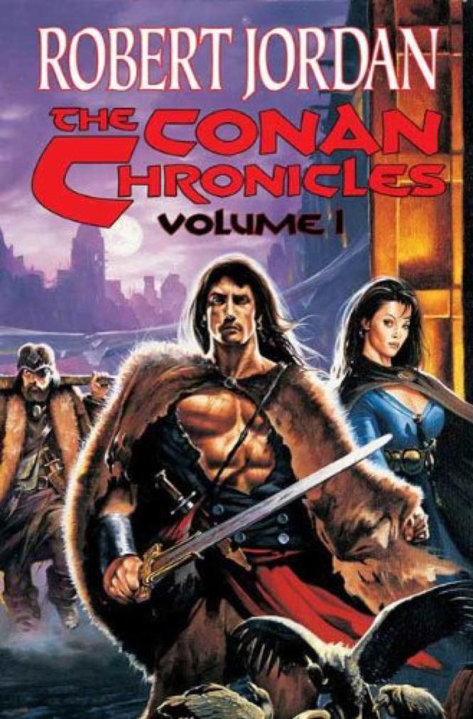 Jordan The Conan Chronicles Volume 1