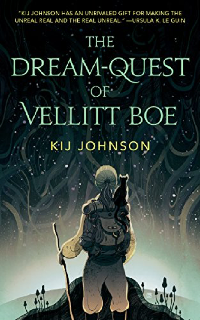 Johnson The Dream-Quest of Vellitt Boe