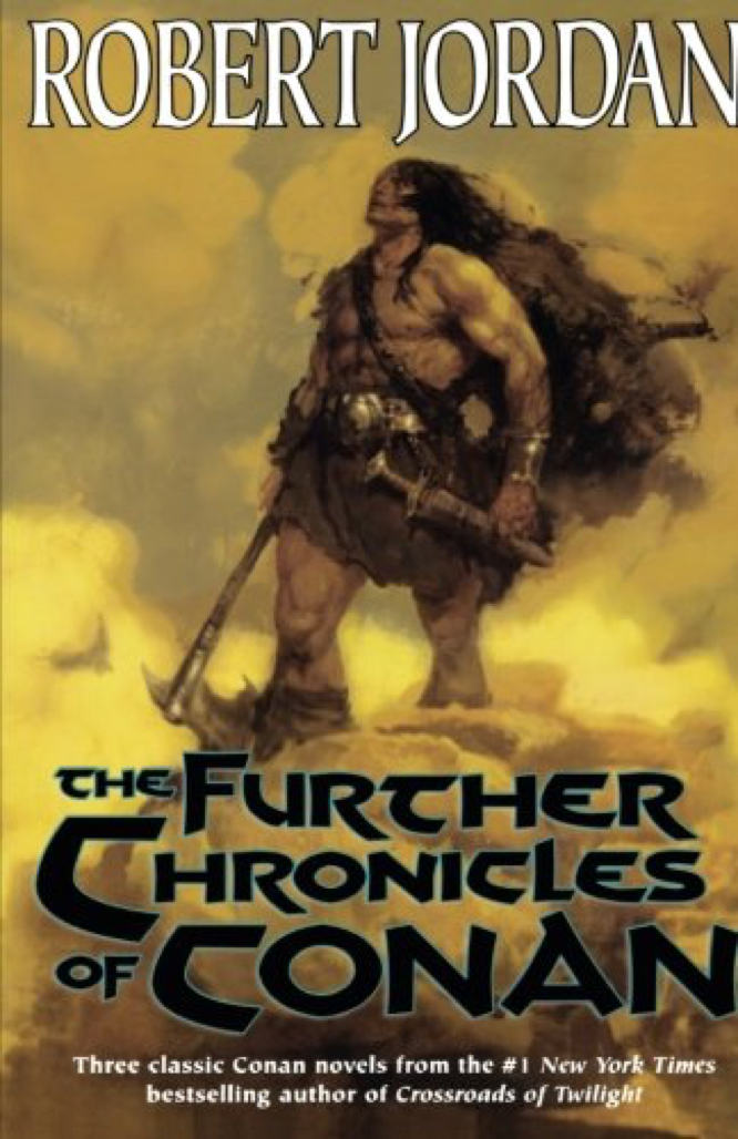 Jordan The Further Chronicles of Conan