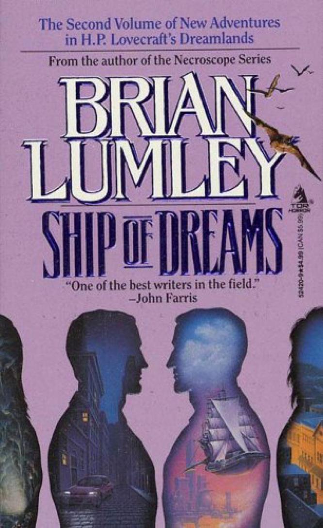 Lumley Ship of Dreams