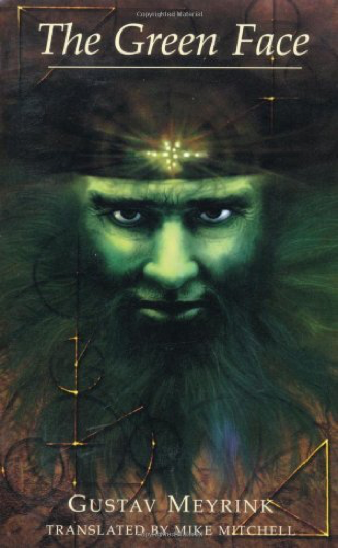 Meyrink The Green Face