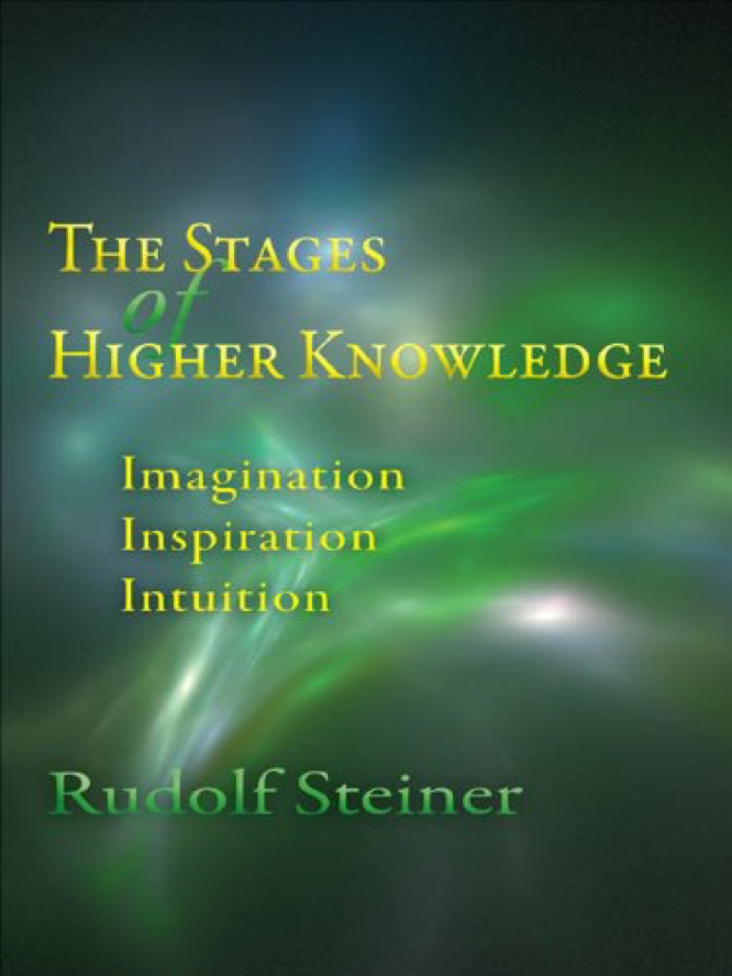 Steiner The States of Higher Knowledge