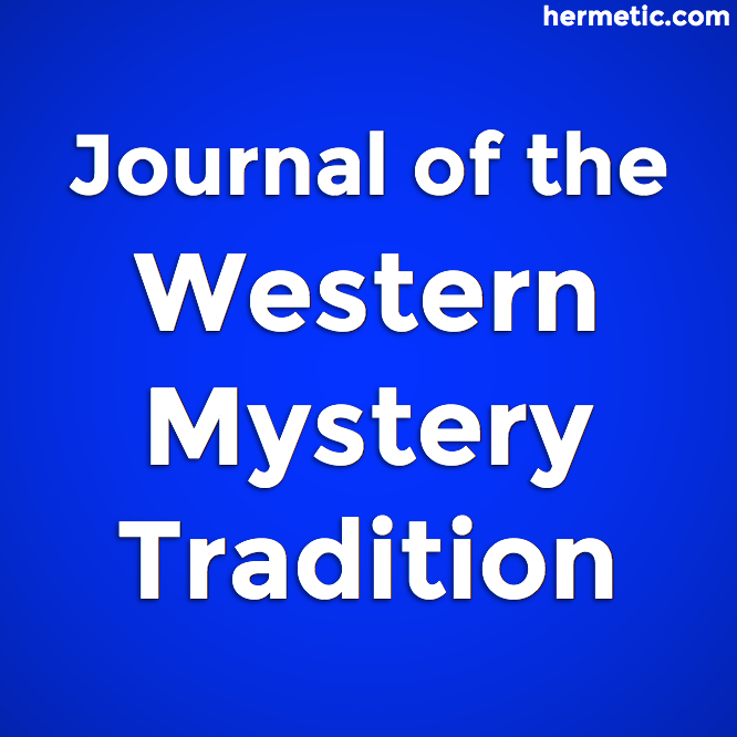 Hermetic sections Journal of the Western Mystery Tradition