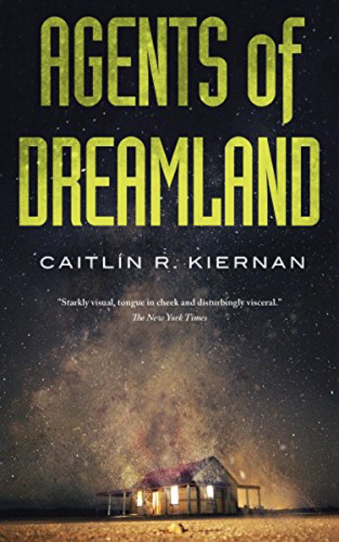 Kiernan Agents of Dreamland