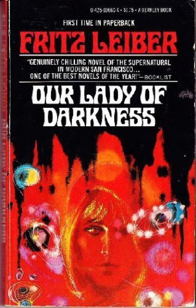 Leiber Our Lady of Darkness