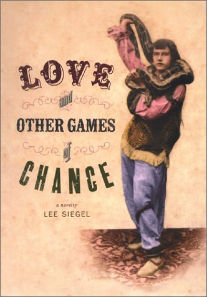 Seigel Love and Other Games of Chance