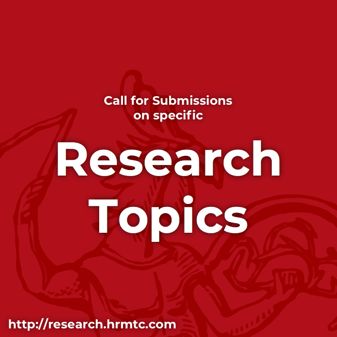 Hermetic Library Call for Submissions on Research Topics