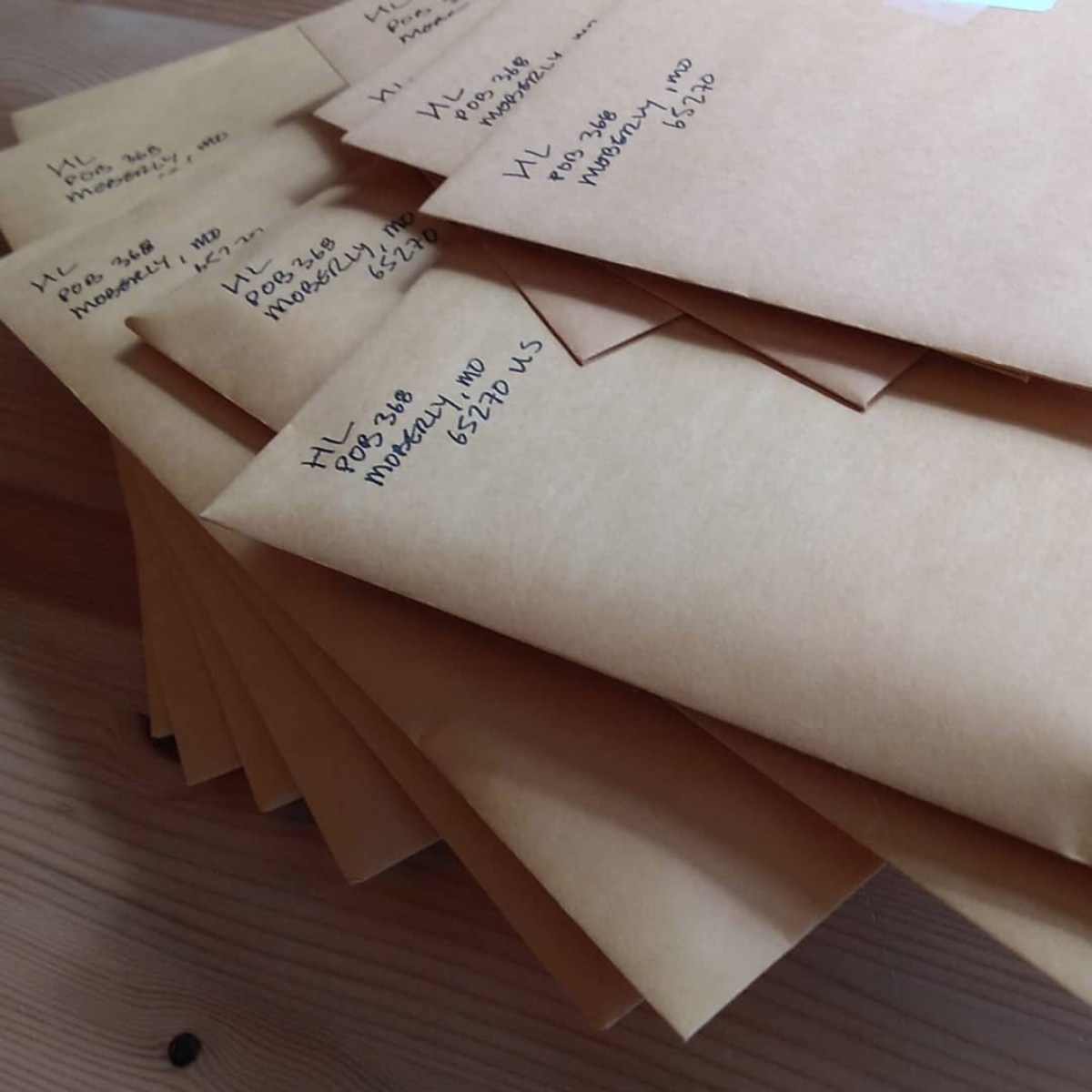 Postal Exchange and Publication Subscription Perks for Patrons ready to post on their way across the world!