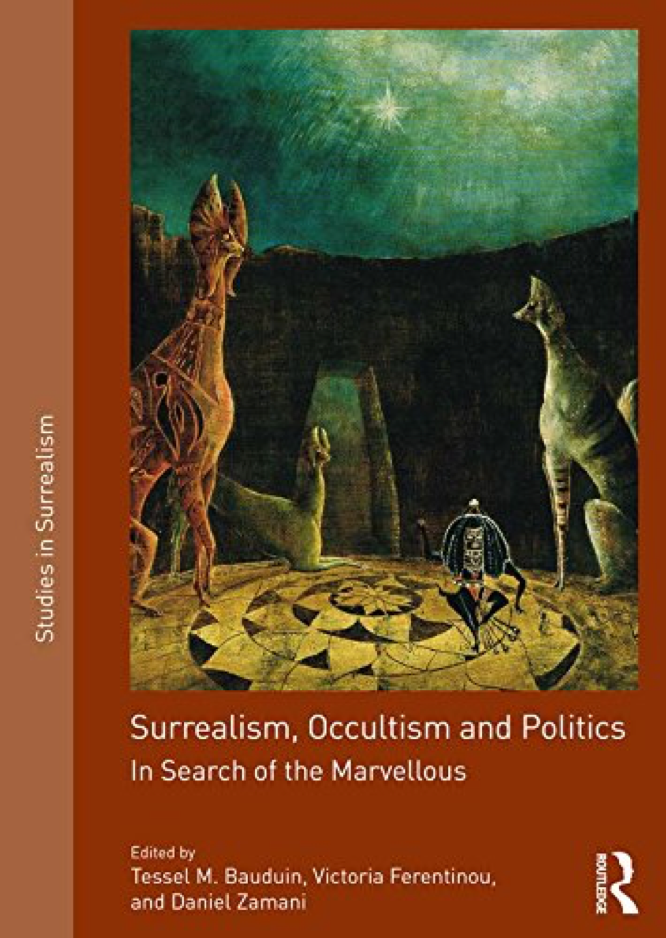 Bauduin Ferentinou Zamani Surrealism Occultism and Politics