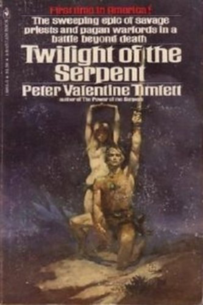 Timlett Twilight of the Serpent