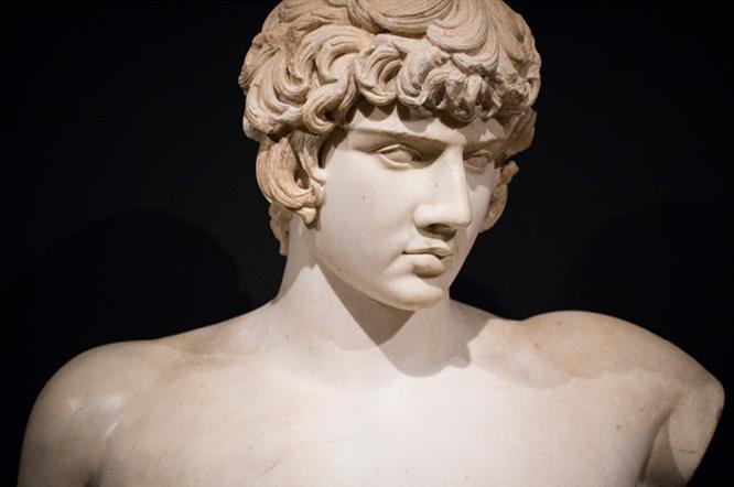 Norman Apollo The most beautiful boy in the Roman empire