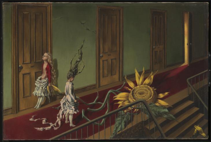 Tate Dorothea Tanning exhibit