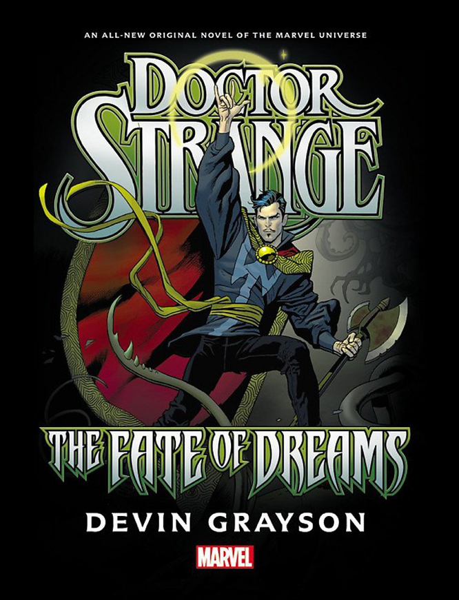 Grayson Doctor Strange The Fate of Dreams