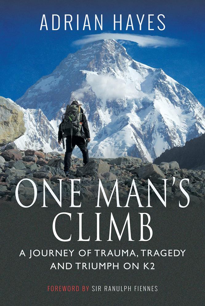 Hayes One Man's Climb