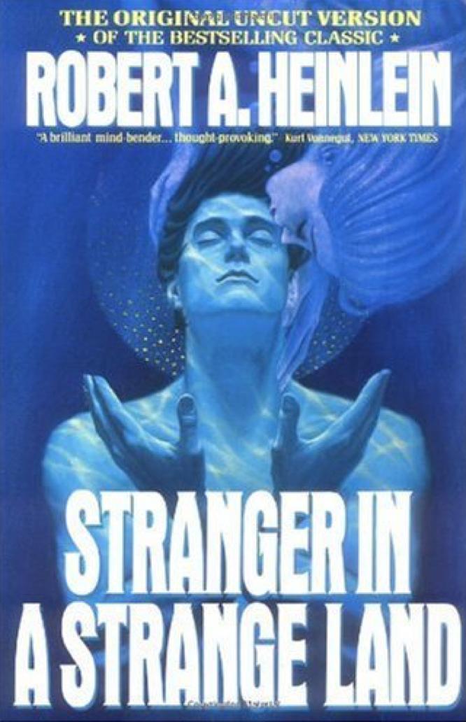 Heinlein Stranger in a Strange Land uncut