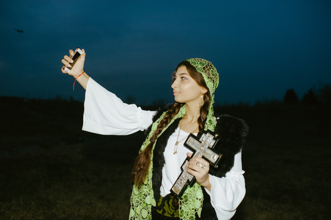 Horne Wired Meet Romania's very Internet-savvy witch community