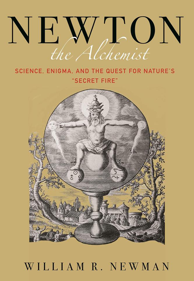 Newman Newton the Alchemist