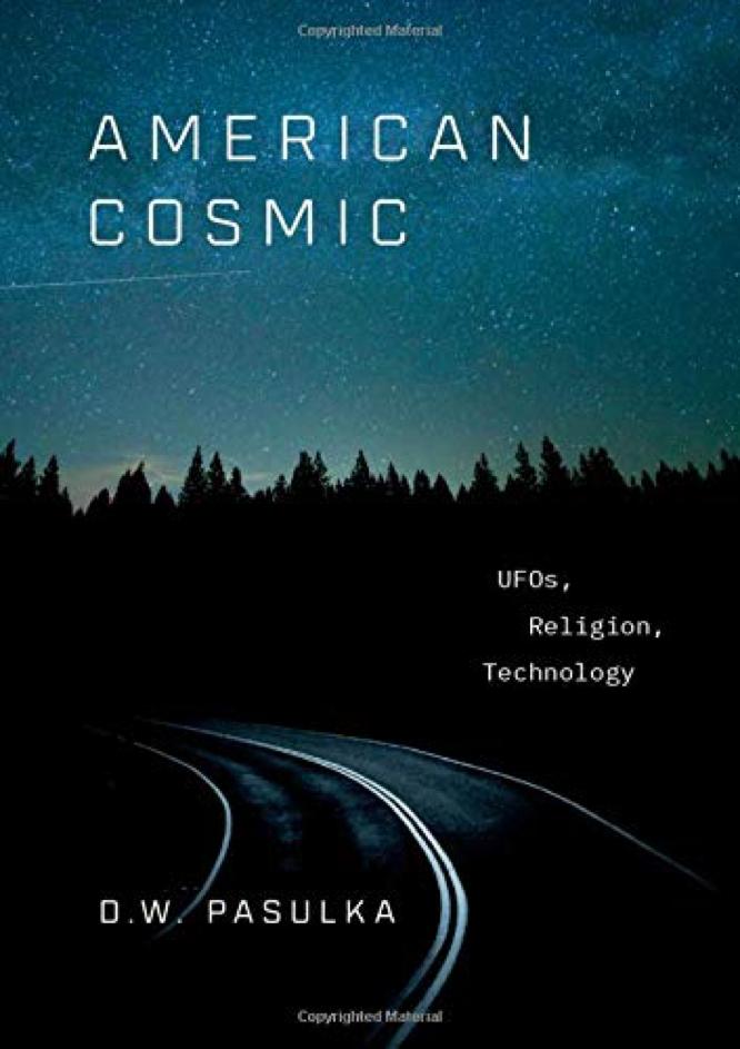 Pasulka American Cosmic