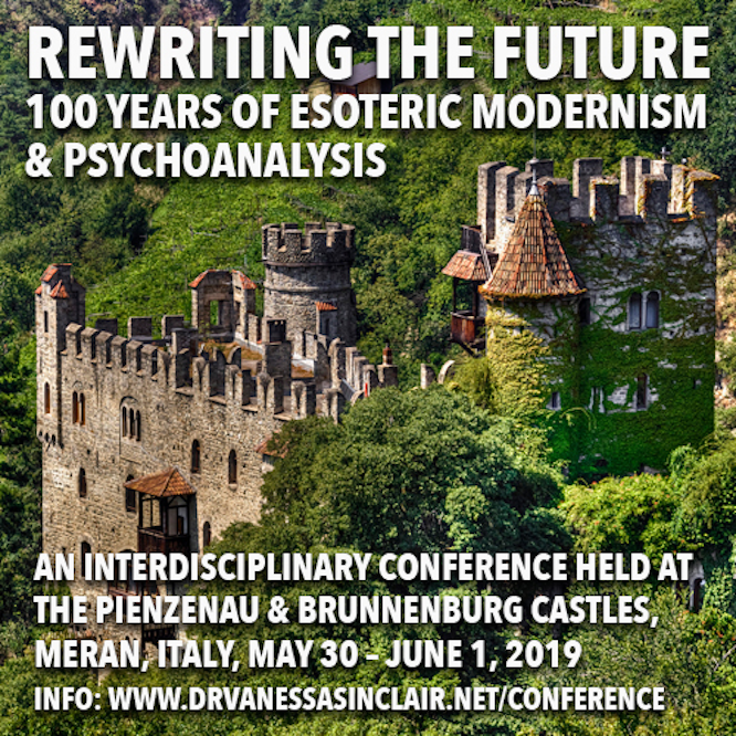 Rewriting the Future conference 2019