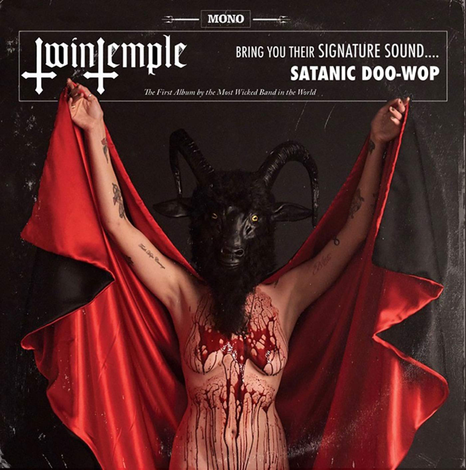 Twin Temple Bring Your Their Signature Sound Satanic Doo-Wap