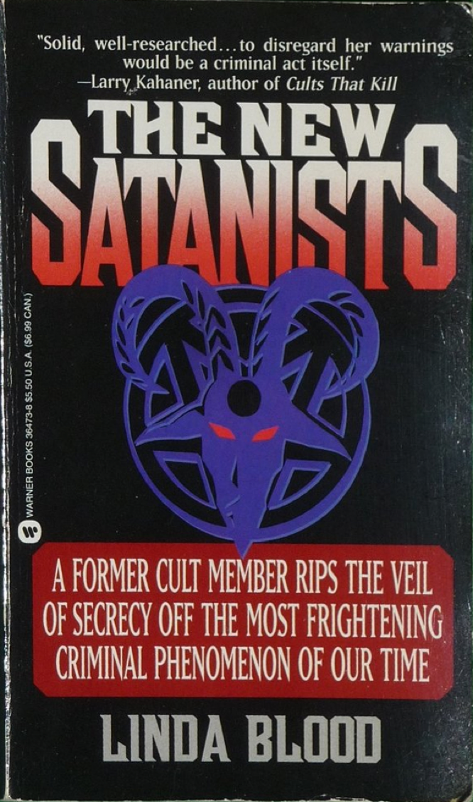 Blood The New Satanists