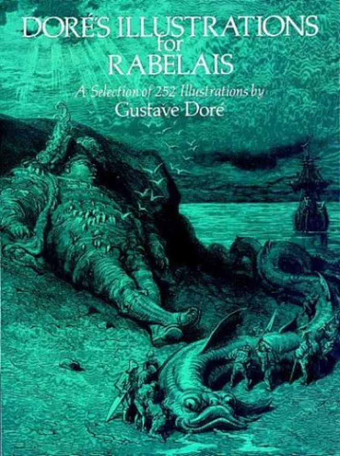 Doré Doré's Illustrations for Rabelais