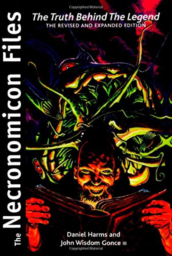 Harms Gonce The Necronomicon Files