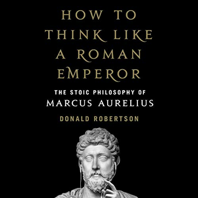 Robertson How to Think Like a Roman Emperor audiobook
