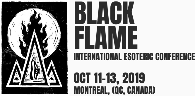 Black Flame International Esoteric Conference 2019
