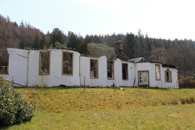 Scotsman- Boleskine House Aleister Crowley sold