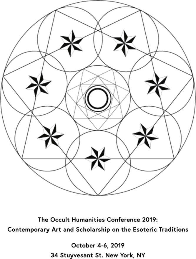 The Occult Humanities Conference 2019