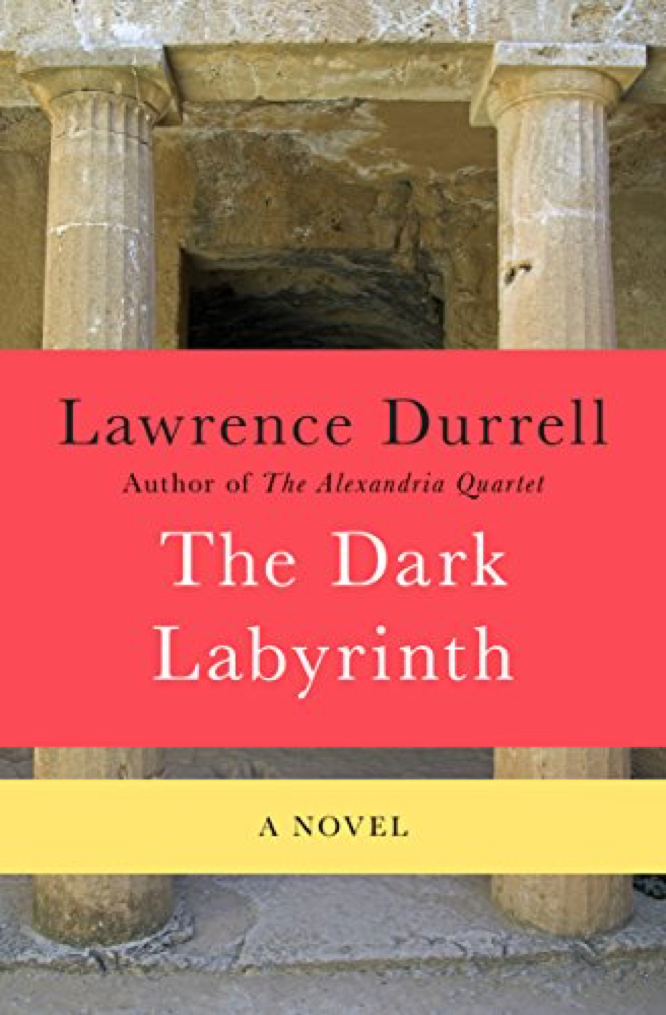 Durrell The Dark Labyrinth