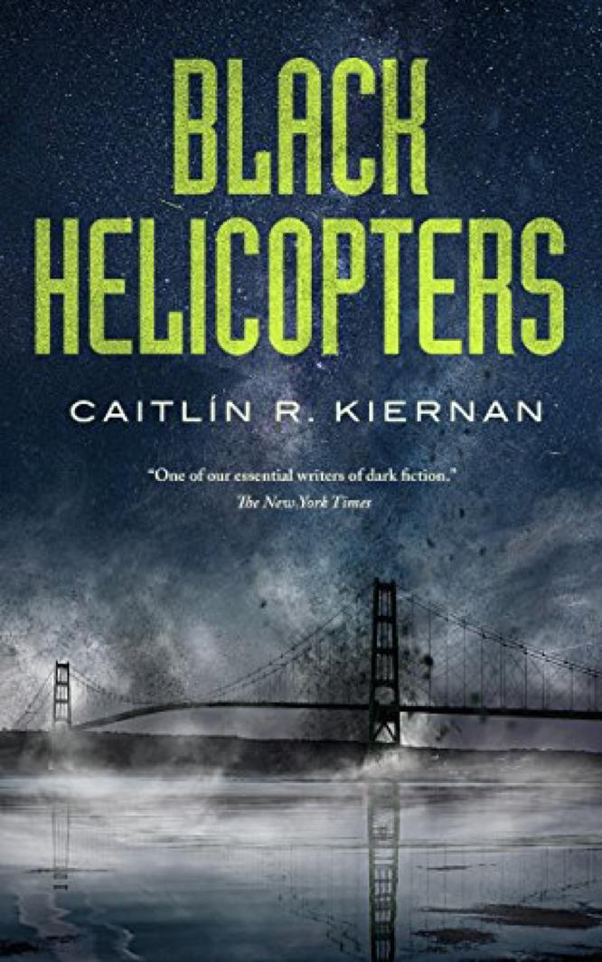 Kiernan Black Helicopters
