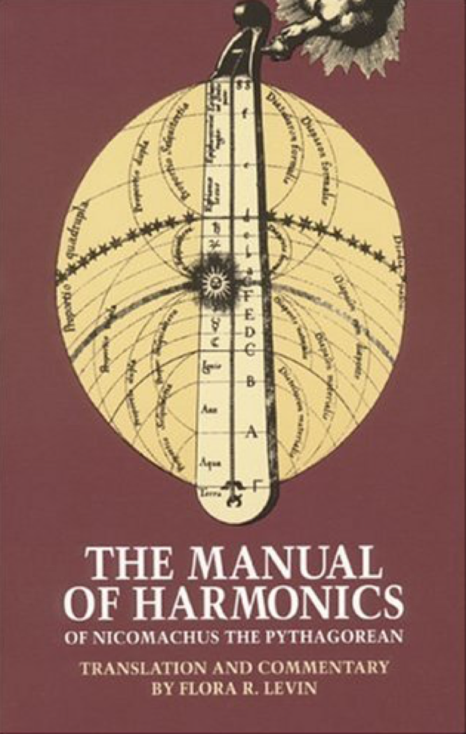 Nicomachus Levin The Manual of Harmonics