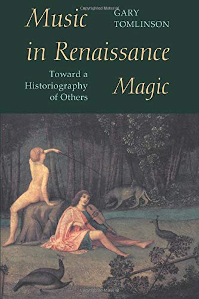 Tomlinson Music in Renaissance Magic