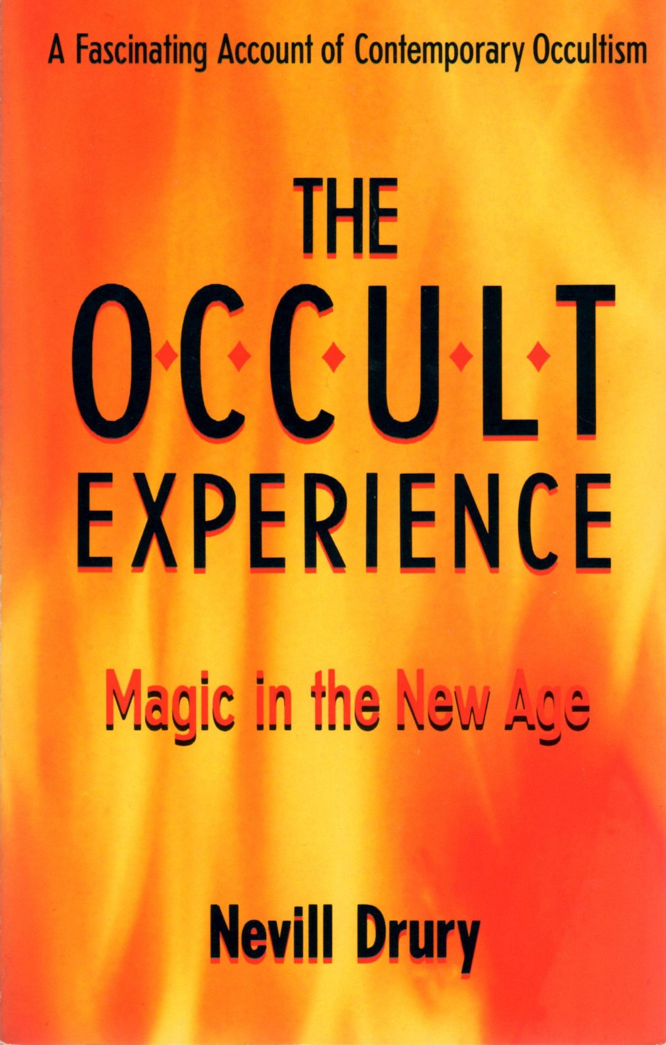 Drury The Occult Experience