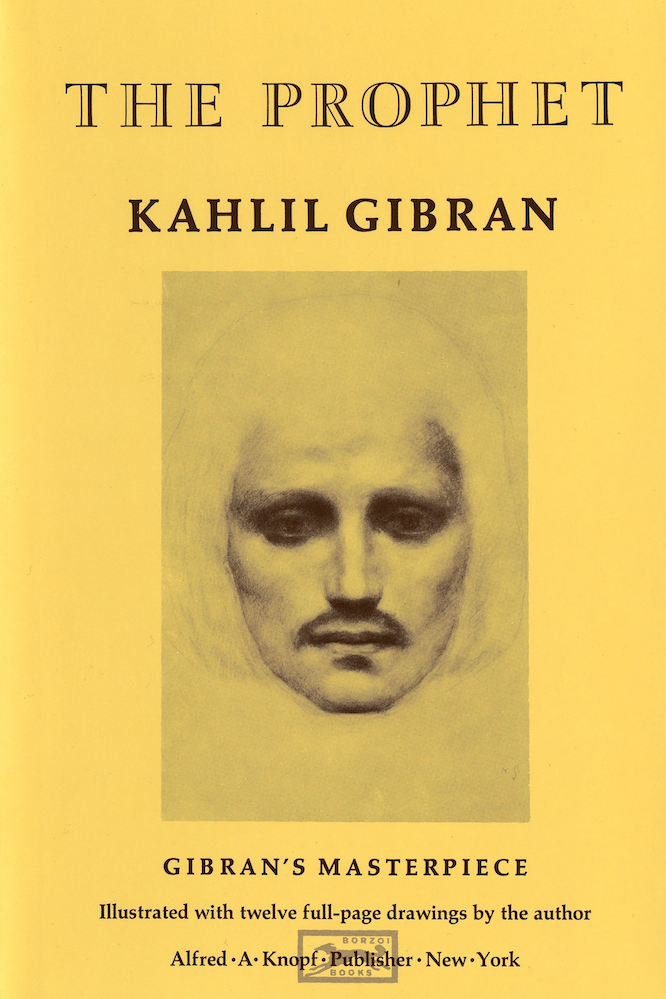 Gibran The Prophet