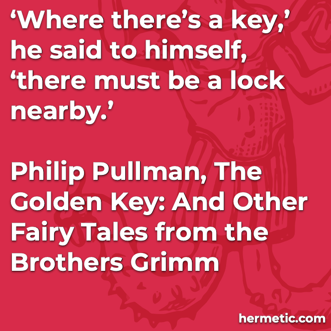 Hermetic quote Pullman Key lock