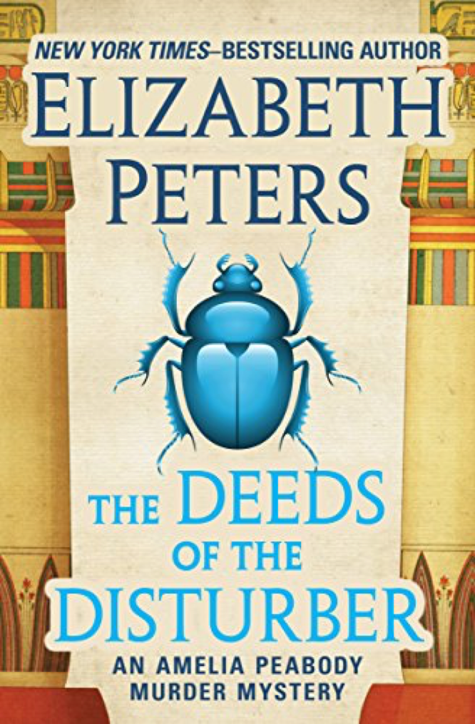 Peters The Deeds of the Disturber
