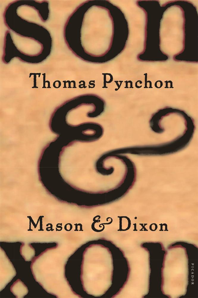 Pynchon Mason Dixon