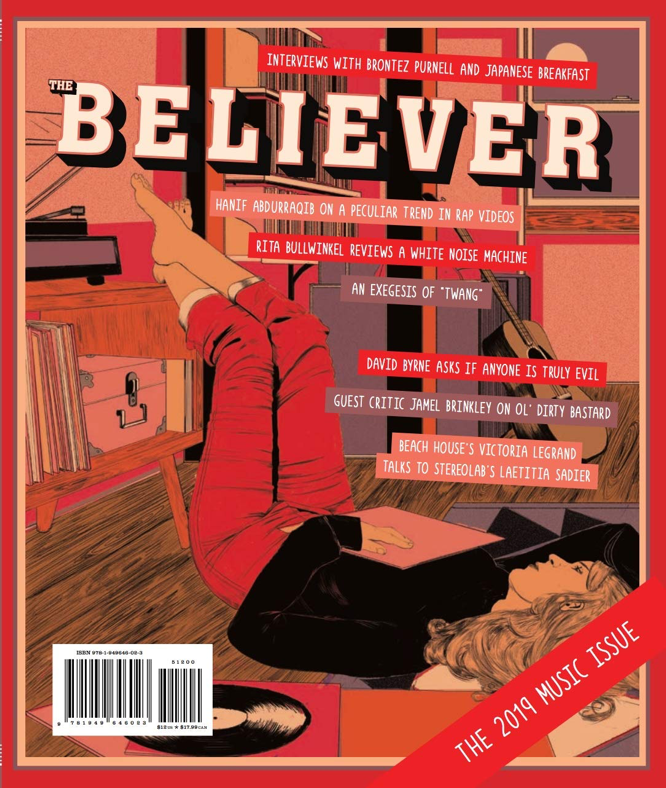 The Believer Magazine 126 August/September 2019