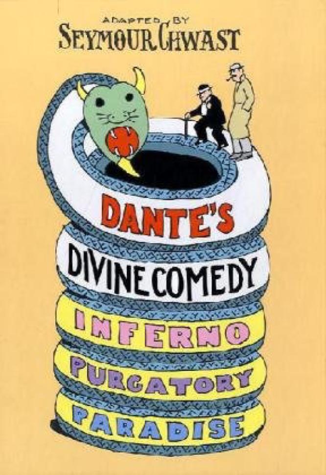 Chwast Dante's Divine Comedy