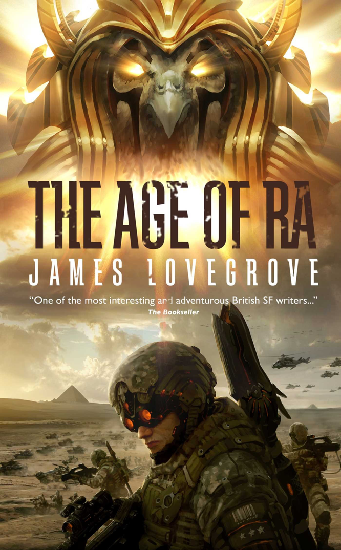 Lovegrove The Age of Ra