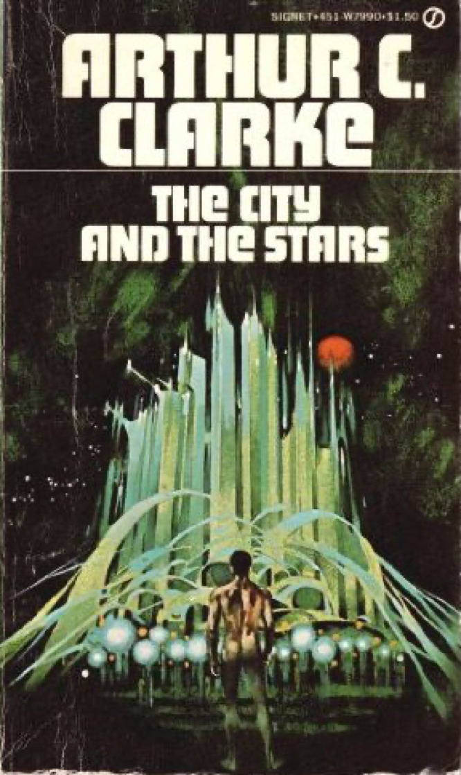 Clarke The City and the Stars