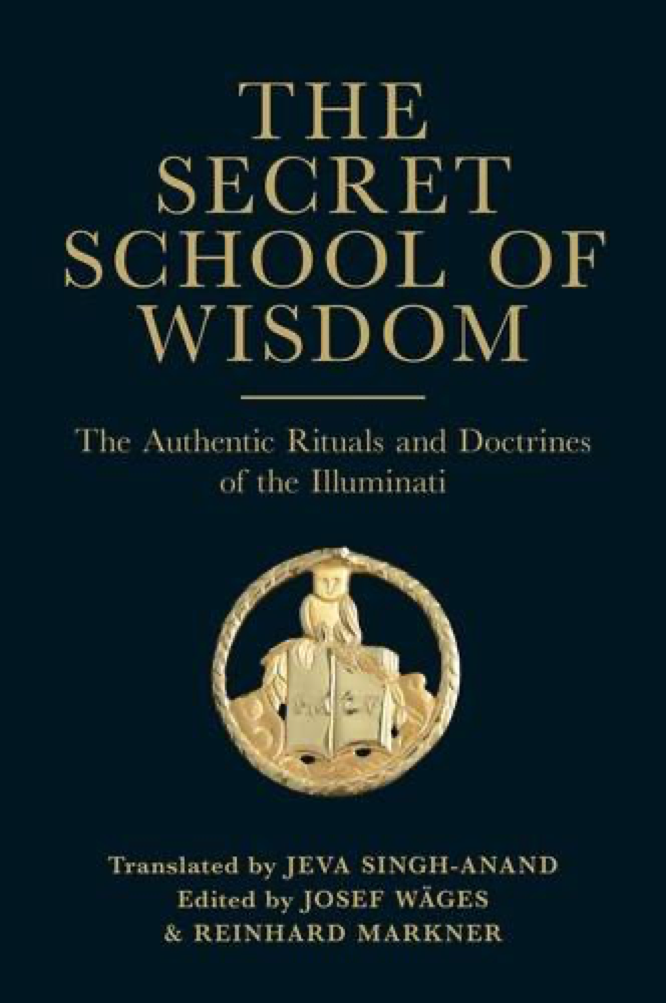 Singh-Anand Wages Markner The Secret School of Wisdom
